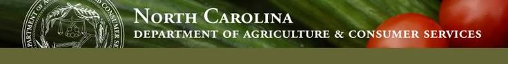 NC fairgrounds calendar