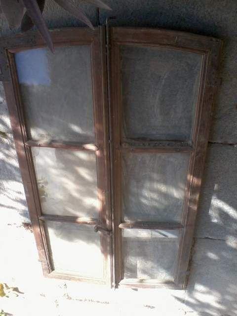 Finestre antiche legno