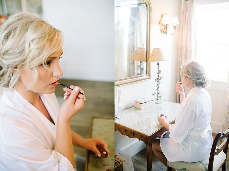 Dressing table of Bridal Suite