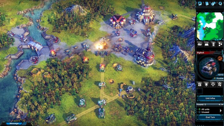 The Game | Battle Worlds: Kronos - A turn-based strategy game by KING Art Games
