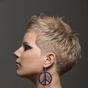 20 cortes de pelo corto atractivos para el pelo fino que llaman la atención - Cortes de Pelo Mujer