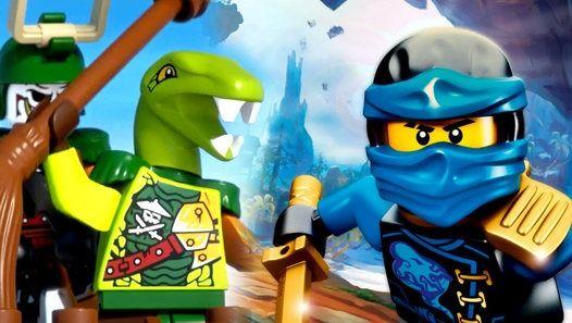 Посмотреть видео «Лего Ниндзяго 2016. Lego Ninjago Skybound игра про мультики Ниндзяго на русском языке», загруженное New Day на Dailymotion.