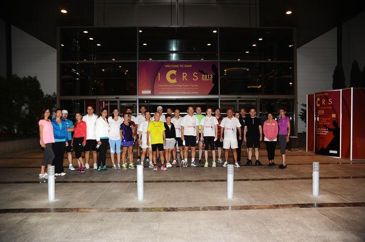 Fun Run #ICRS13 #Swissotel #Izmir