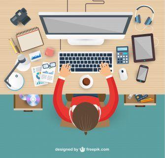 Ideia para Trabalhar em Casa na área administrativa, comercial, financeira, marketing e secretariado.