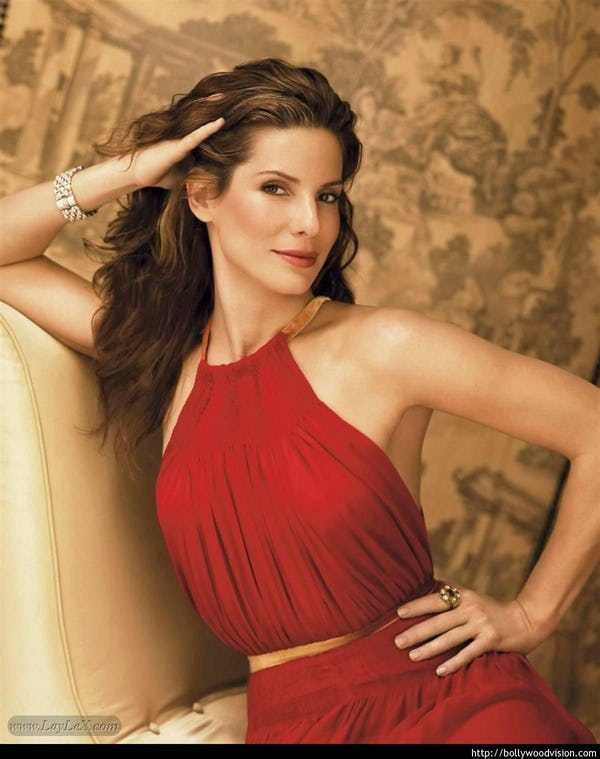 Sandra Bullock May or May Not ... is listed (or ranked) 2 on the list The 29 Hottest Sandra Bullock Photos