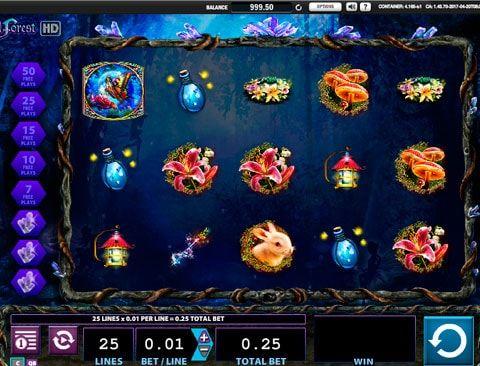 Игровой автомат Crystal Forest в казино Вулкан Игровой автомат на реальные деньги Crystal Forest от разработчика WMS переносит игрока в сказочный лес, где властвуют свои законы. Обитателями волшебной местности являются феи, гномы и единороги. Много здесь и других красочных с�