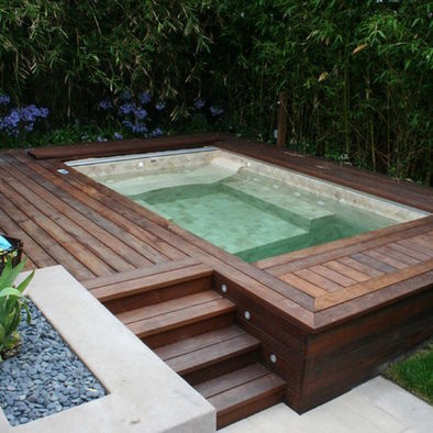 Landscape Design, Pictures, Remodel, Decor and Ideas - page 3 would go nicely with the new deck style