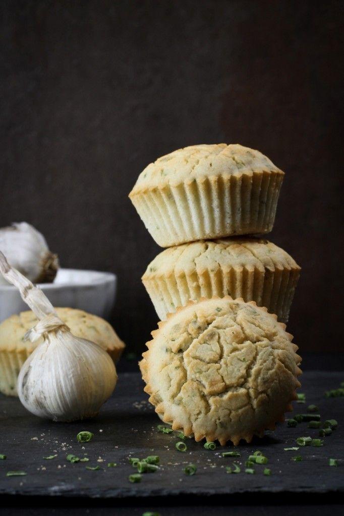 muffins vegan gluten free oil free gf recipes muffin recipes garlic ...