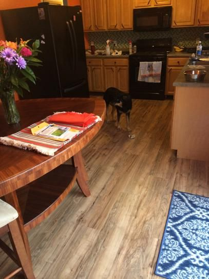 49 best images about pecan flooring on pinterest for Laminate floor coverings for kitchens