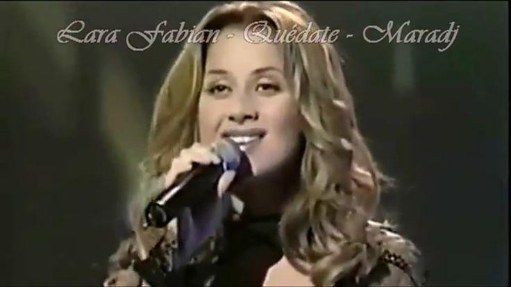 Lara Fabian - Quédate - Maradj ( magyar felirattal )