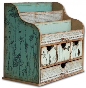 Kaisercraft Desk Organiser - Gorgeous!!!!