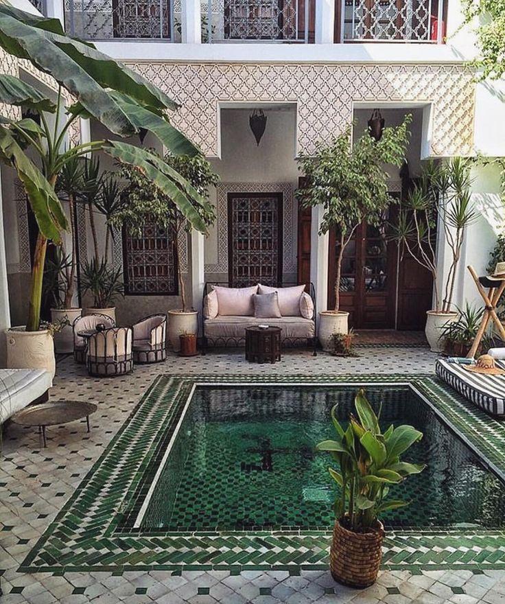 Interior Courtyard Garden Home: 25+ Best Ideas About Indoor Courtyard On Pinterest