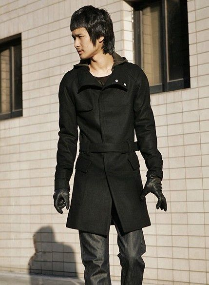 24 best Mens Long Coat images on Pinterest | Long coats, Mens long ...