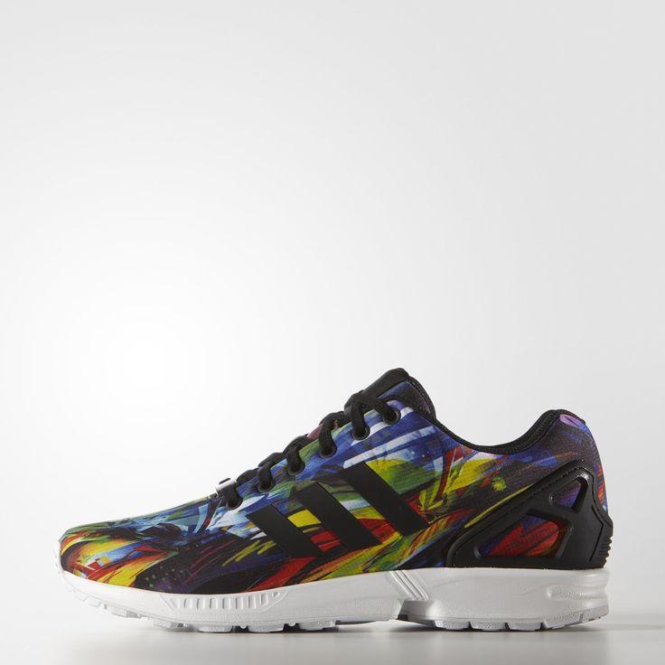 adidas ZX Flux Shoes - Black   adidas US