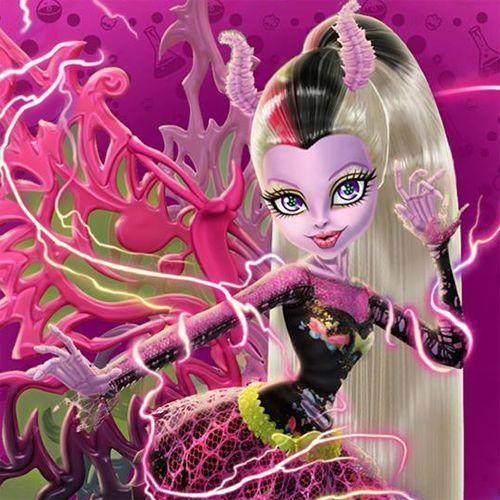Bonita femur 3d monster high pinterest monster high - Monster high bonita ...