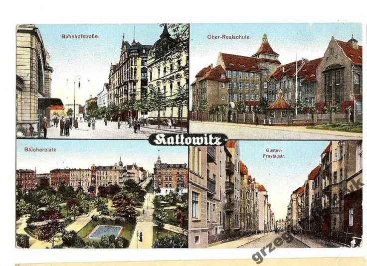 Kattowitz - Katowice (5048145651) - Allegro.pl - Więcej niż aukcje.