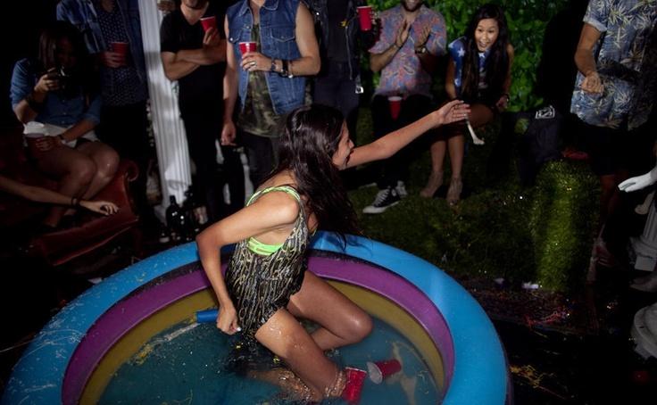 Swinging party in saint jo texas