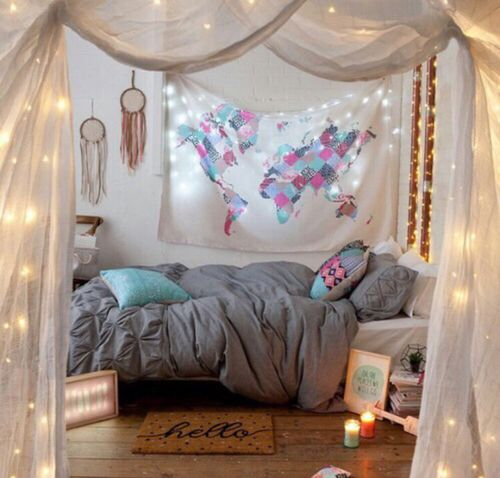 Hipster Girl Bedrooms: 17 Best Ideas About Hipster Bedrooms On Pinterest