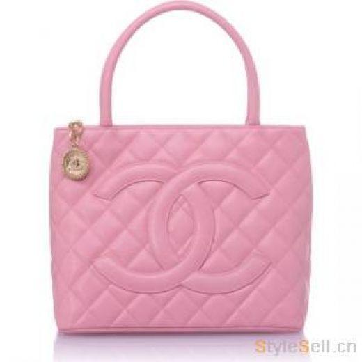 Pocketbooks and Handbags | Pink Chanel Handbags and Purses