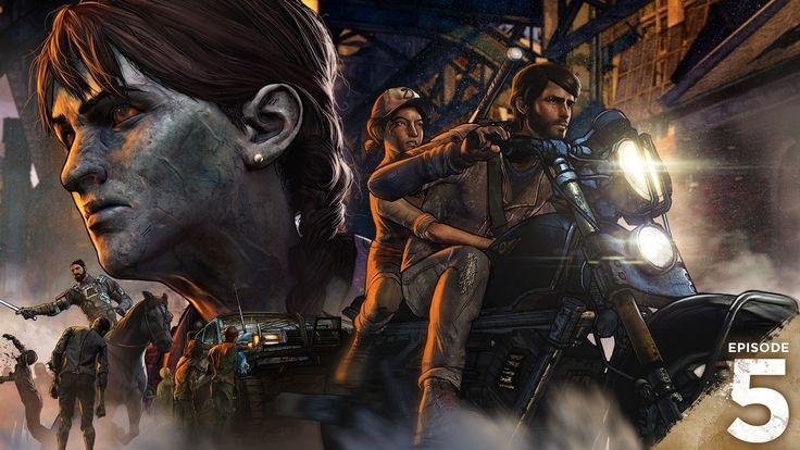 Telltale Games' The Walking Dead Season 3 Finale Episode Release Date Announced