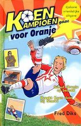Koen Kampioen gaat voor oranje  Ook Koen Kampioen gaat voor Oranje! Koen Kampioen begint steeds meer zijn draai te vinden bij de profclub Stark. http://www.bruna.nl/boeken/gaat-voor-oranje-9789020694673