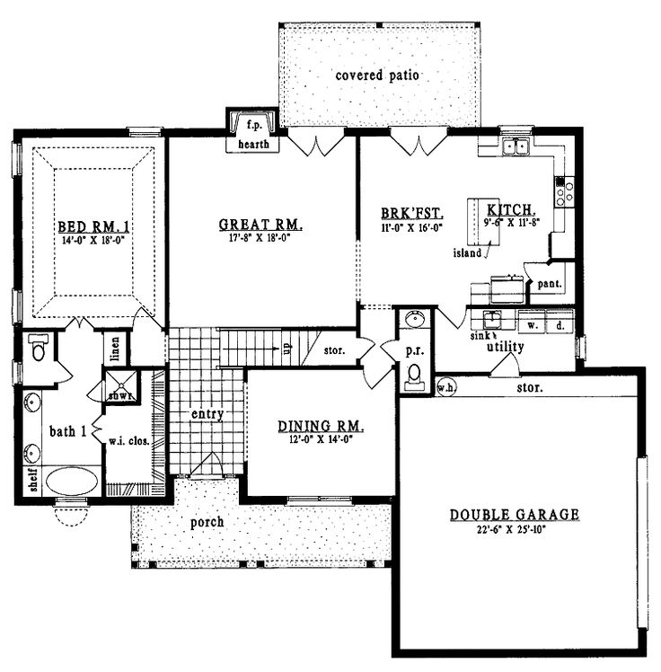 4 Bedroom House Plans One Story In Kenya Memsaheb  04f4dd10ec71e73a in addition 60037 additionally 2 Bedroom Semi Detached House Plans Ghana additionally 74520568808255257 also Unique Floor Plan With Central Turret 23183jd. on 1 bedroom plans homes
