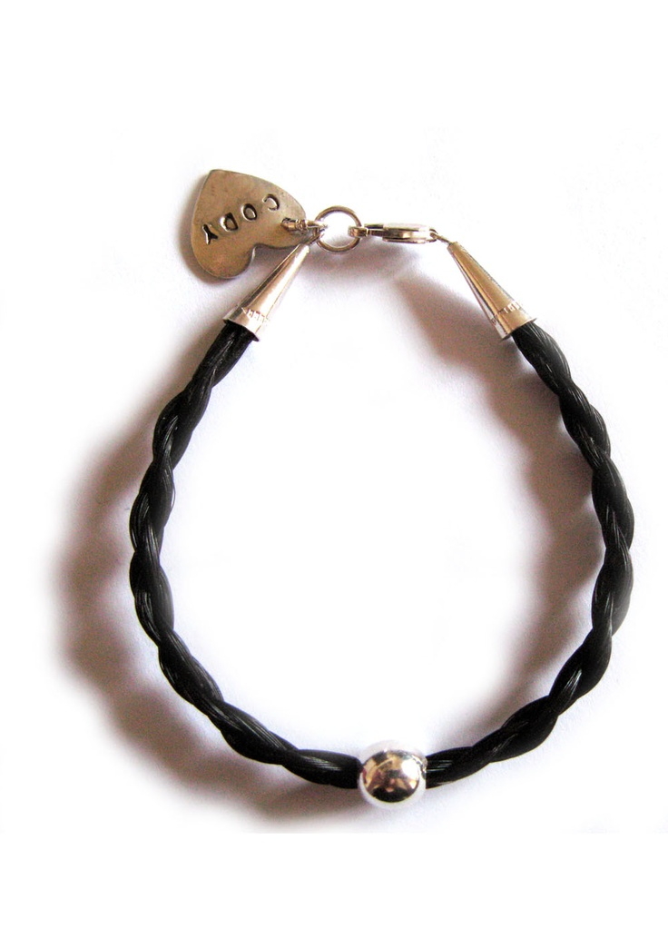 Horsehair Bracelets And Horse Hair Jewellery Made From