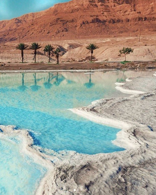 400m Below Sea Level Lowest Point On Earth Who Has Been Here By Gendallaire Touristisrael Travelwithp Places To Go Israel Travel Dead Sea