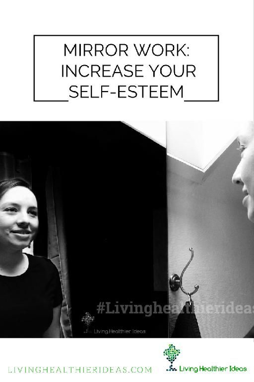 With mirror work you start by taking a look at your best friend. Get ready to start the healing process and increase your self-esteem.