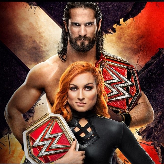 Believe In The Shield On Instagram Seth And Becky Better Wins At Extreme Rules Sethrolli Becky Wwe Wwe Seth Rollins Wwe Female Wrestlers