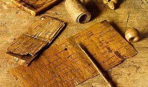Берестяные грамоты — язык древних славян