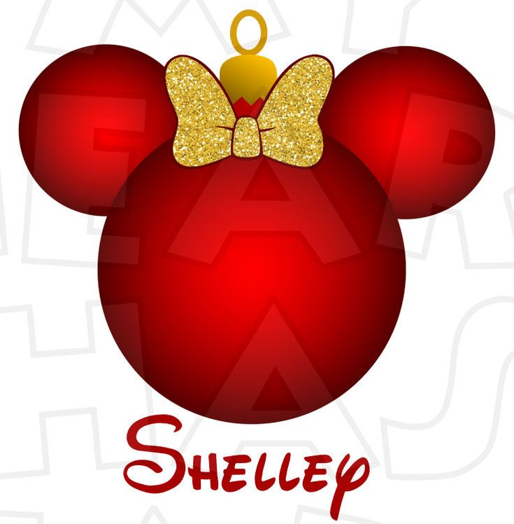125 Best Disney Holidays Digital Clip Art For Iron Ons And