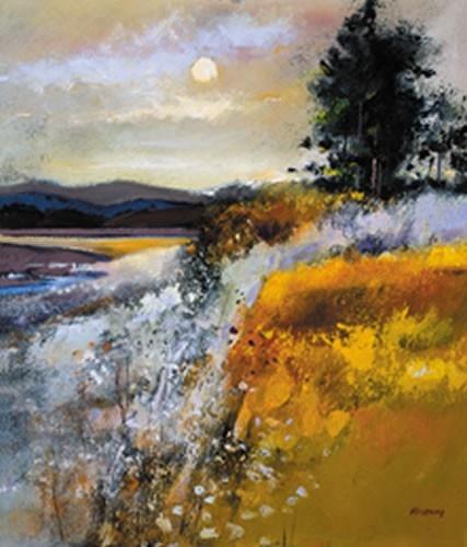 Art Prints Gallery - Estuary at Twilight (Limited Edition), £125.00 (http://www.artprintsgallery.co.uk/Davy-Brown/Estuary-at-Twilight-Limited-Edition.html)