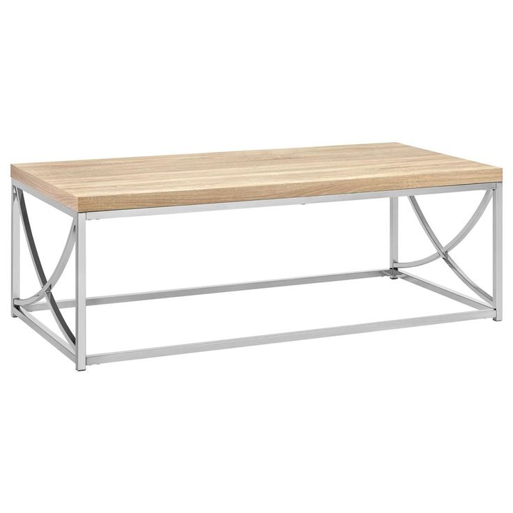Coffee Table with Metal Base/COFFEE TABLES & SIDE TABLES/FURNITURE|Bouclair.com