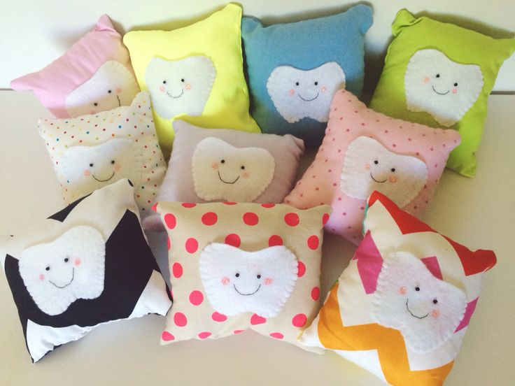 Tooth Fairy pillows  $10 Can post ✉️
