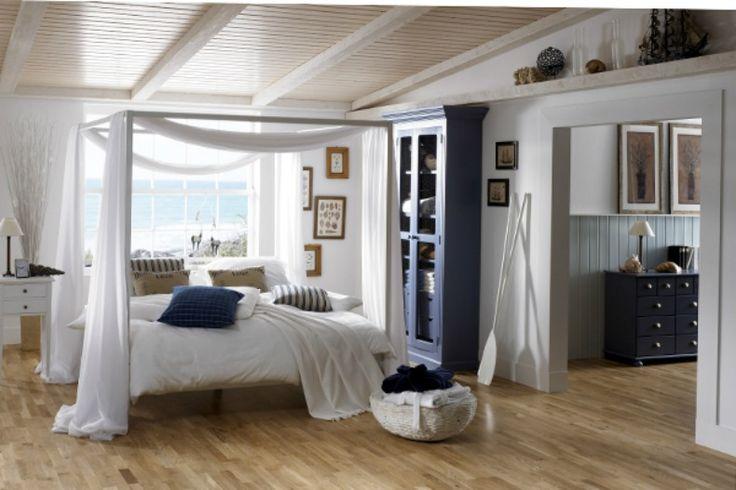 coastal bedroom | Coastal Home: Inspirations on the Horizon: Coastal bedrooms