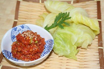 サムジャン(쌈장)のレシピ  -- 肉でも野菜でも美味しいブレンド味噌の作り方 | 韓国料理店に負けない韓国家庭料理レシピ「眞味」