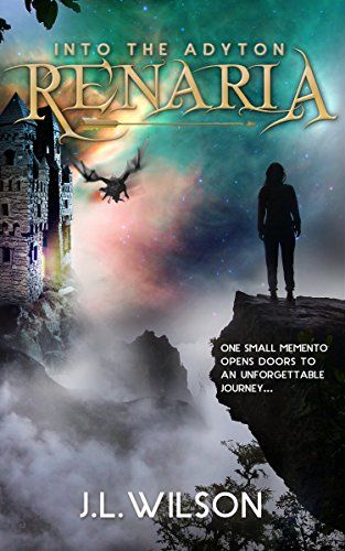 Renaria: Into the Adyton by J.L. Wilson https://www.amazon.com/dp/B00NRS9FTE/ref=cm_sw_r_pi_dp_x_fLFmyb1RRPAGB
