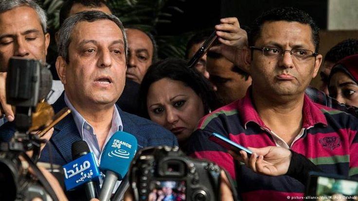 Egipto: critican sentencia contra Colegio de Periodistas