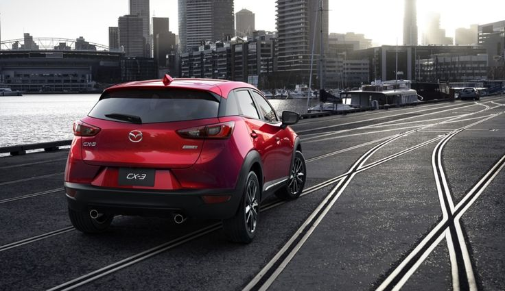 Mazda CX-3 SUV Picture