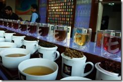 Dilmah Tea Tasting