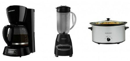 Kohl s: 4 Small Appliances Only USD 2.13 Each Slow Cooker, Blender and Coffee Maker! http://www ...