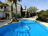Holiday Villa in La Manga Club, Costa Calida, Spain S24166