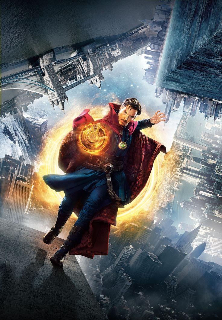 Stephen Strange (Doctor Strange)
