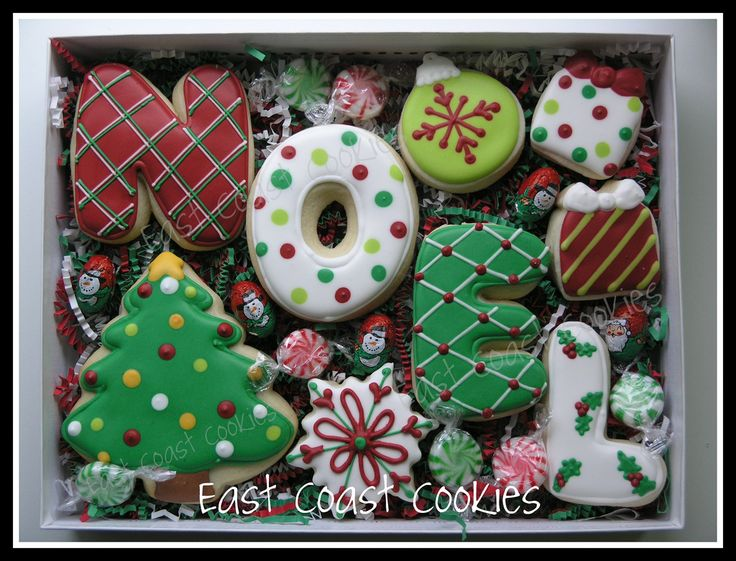 NOEL! | by Coastal Cookie Shoppe (was east coast cookies)