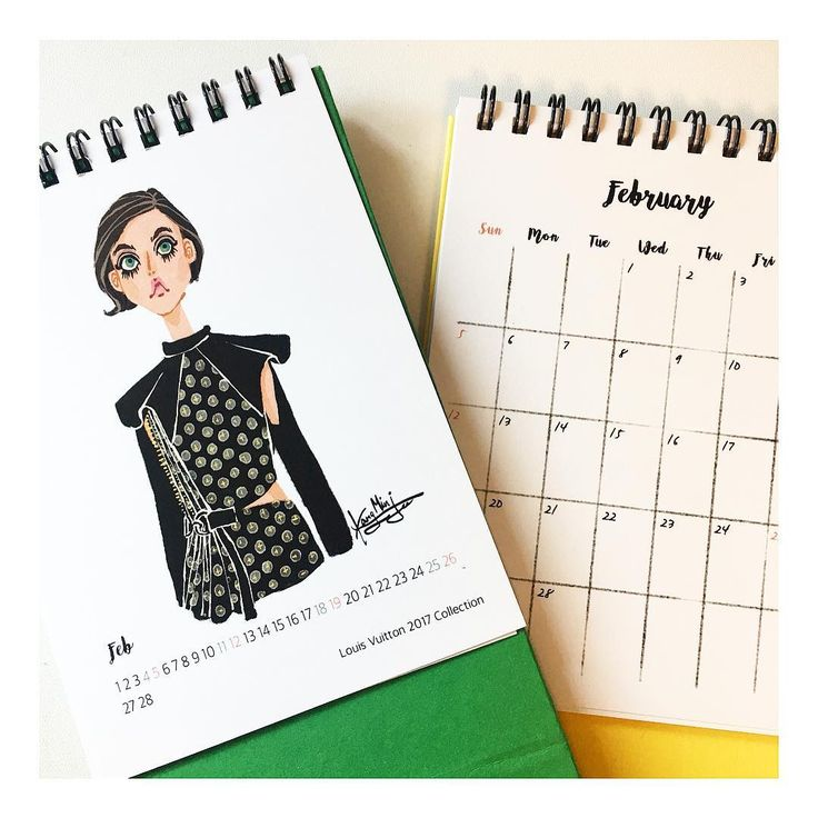 February Girl🖤💕 Hurry, only 5 left. It's still not late to buy a calendar since this calendar's date starts from Feb 2017 to Jan 2018💡 📍shop URL in my bio . #fashion #fashionista #fashionstyle #fashionable #fashiongram #fashionpost #fashionillustration #fashionblog #fashionblogger #illustration #drawing #art #artwork #instafashion #instaart #bigfashionbook  #minjeekang #イラスト #패션 #패션스타그램 #패션일러스트 #패션일러스트레이션 #패션일러스트레이터 #일러스트 #일러스트레이션 #일러스트레이터 #강민지 #2017calendar #louisvuitton #lv