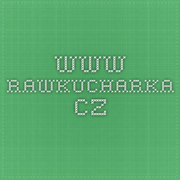 www.rawkucharka.cz