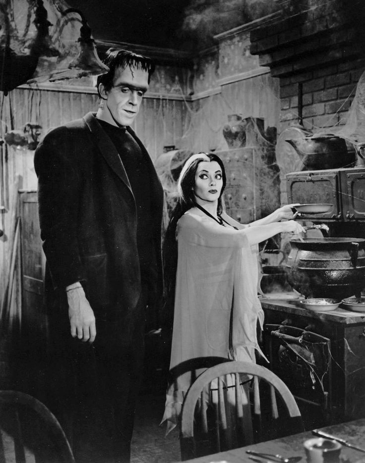 the munsters - Google Search