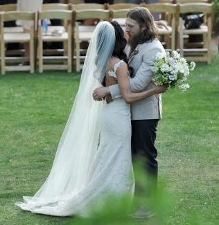Daniel Bryan and Brie Bella's Wedding