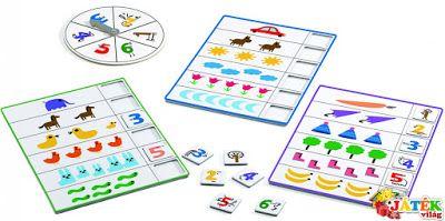 Speciális Juttatás és Fejlesztés: Bingo, Számok